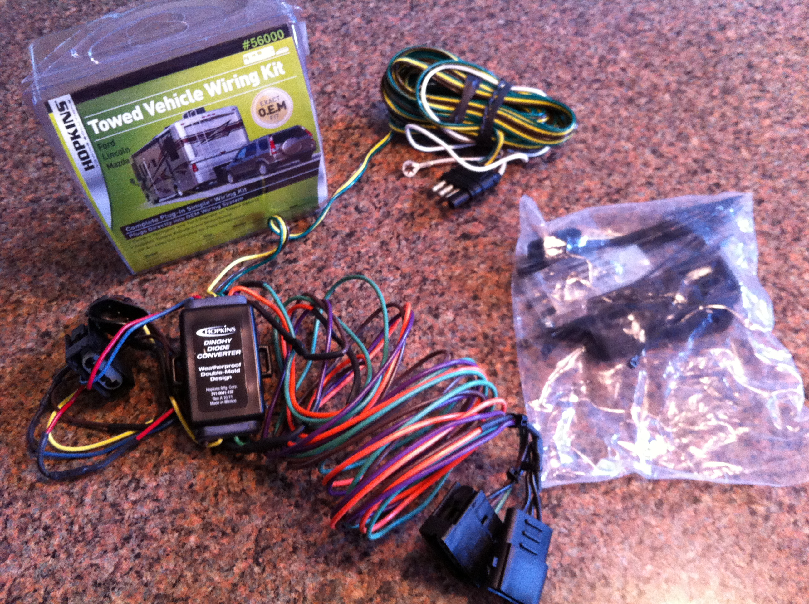Need help with toad wiring harness iRV2 Forums