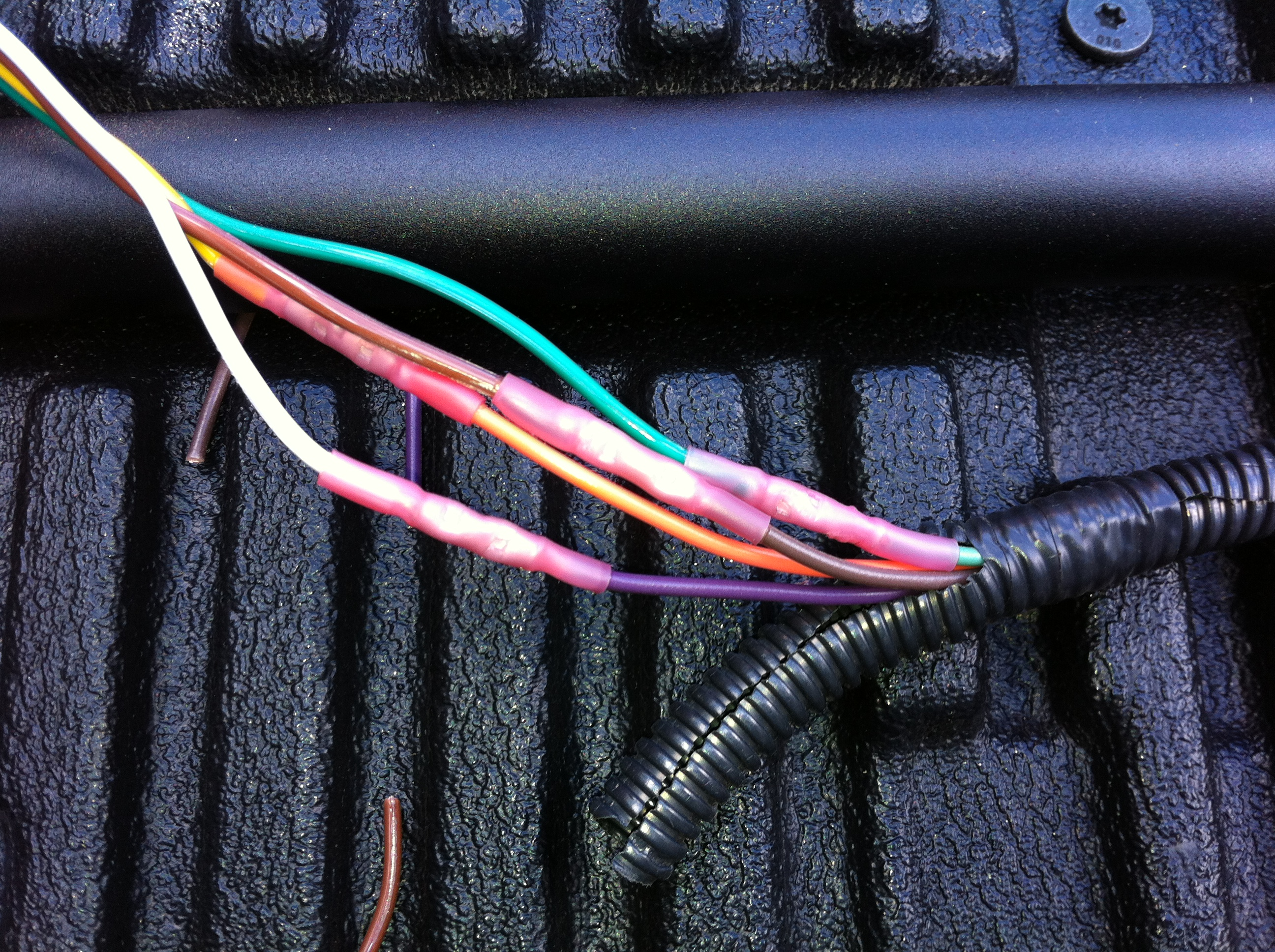 toad wiring harness 2000 ford expedition factory radio